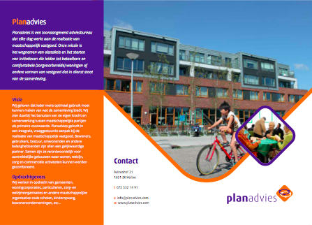 brochure planadvies